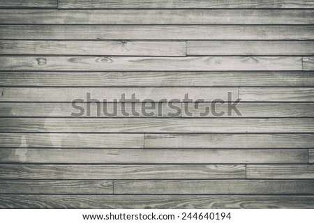 Pine wood plank texture for background put grain for vintage style - stock photo
