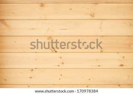 Pine Wood Planks as a Background - stock photo