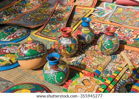 Indian Handicrafts Stock Images Royalty Free Images