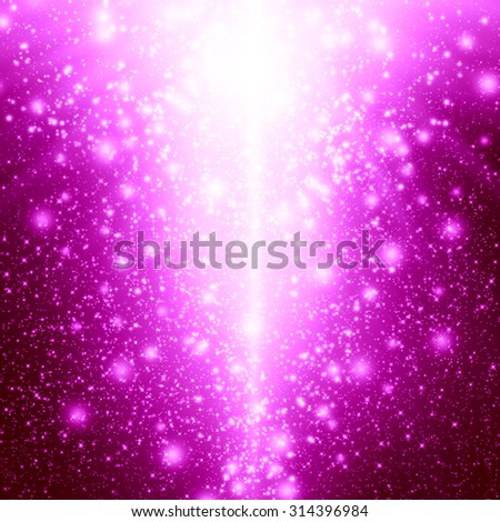 Pink abstract background - stock photo