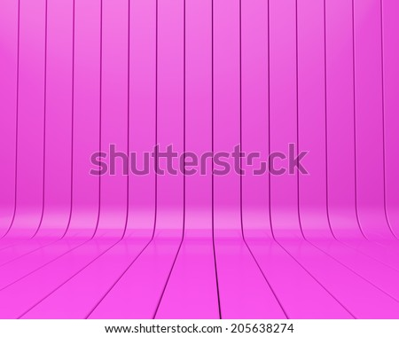 pink abstract stripe background - stock photo