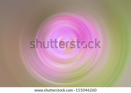 Pink and green radial texture