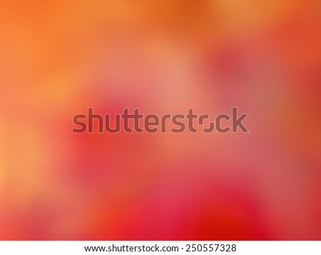 Pink and Orange Color Blur Abstract Background, for image editing and design - stock photo