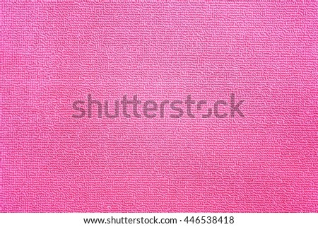 pink background, carpet texture  - stock photo