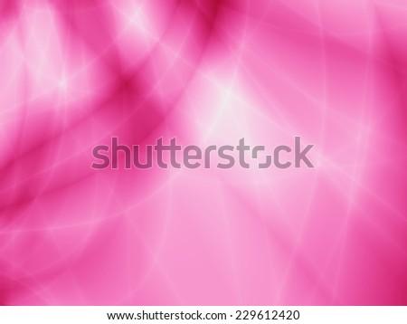 Pink bright energy burst web background - stock photo