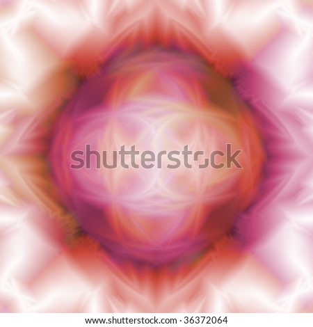 pink flower ornament background