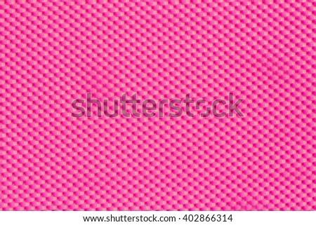 pink foam sponge texture background - stock photo