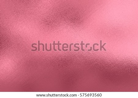 Pink foil  texture background