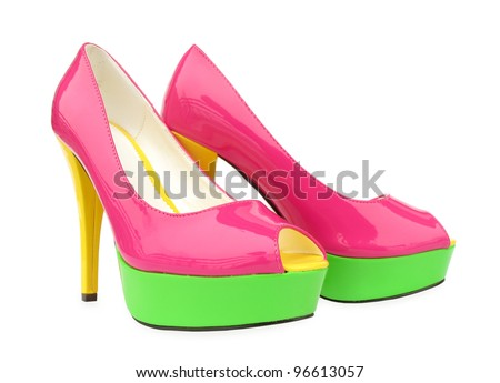 Open Toe Shoes Stock Photos, Royalty-Free Images & Vectors ...