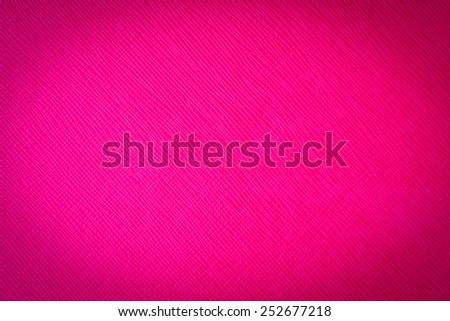 pink leather background - stock photo