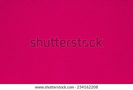 pink leather texture background - stock photo