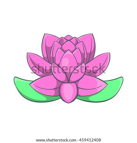 Royalty Free Lotus Lamp Clip Art - GoGraph