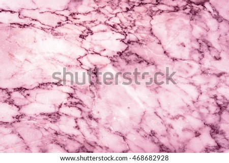 pink marble patterned texture background for interior design