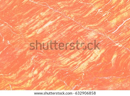 Pink marble texture with natural pattern for background or design art work.