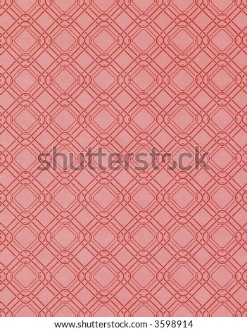 Pink overlapping squares background