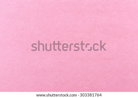 Pink paper texture background - stock photo