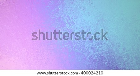 pink purple and blue background with grunge design, soft colors and rough distressed texture, blank website or brochure background template - stock photo