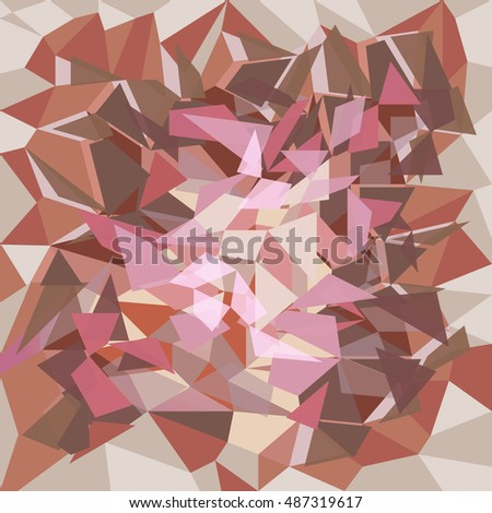 pink red brown crack pattern