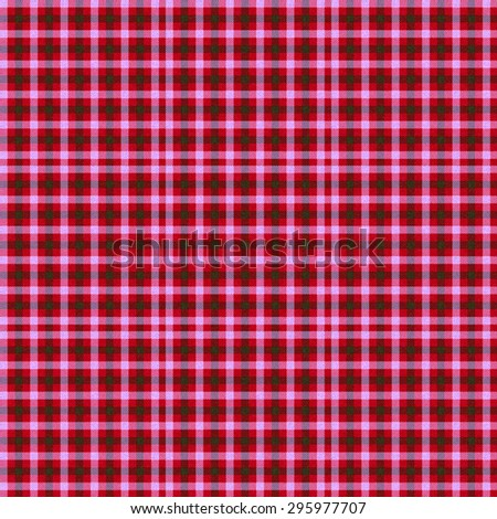 pink seamless tartan textile pattern background