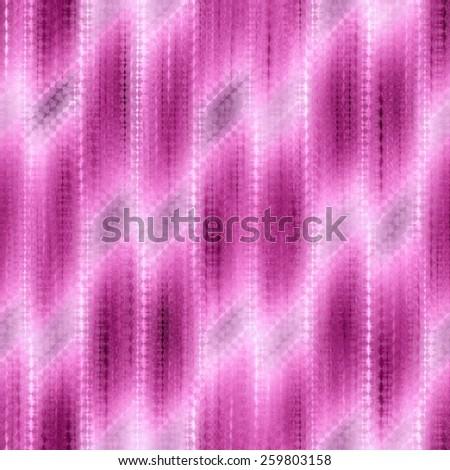 pink seamless weaving texture pattern under glass - stock photo