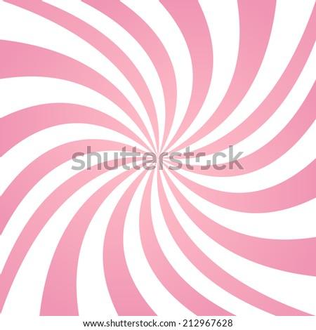 Pink spiral pattern background - jpeg version  - stock photo