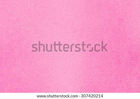pink watercolor painted texture background - stock photo