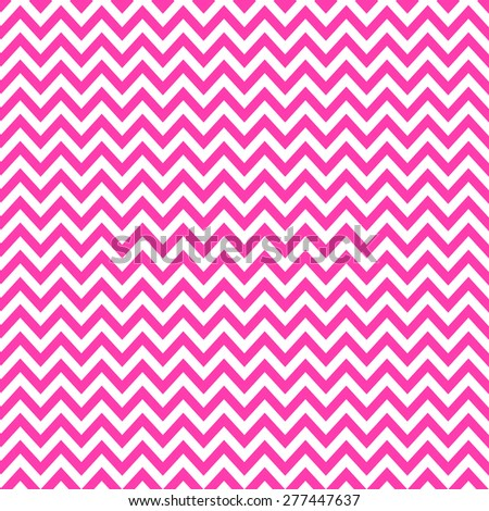 pink & white chevron pattern background, seamless texture