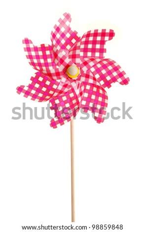Pinwheel toy - stock photo