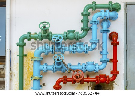 pipe for water piping system