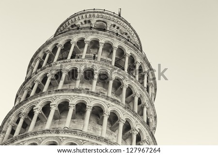 Pisa - Leaning Tower, Tuscany
