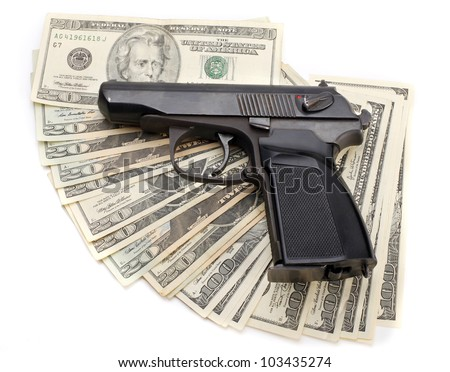 Money And Guns Stock Images, Royalty-Free Images & Vectors ...