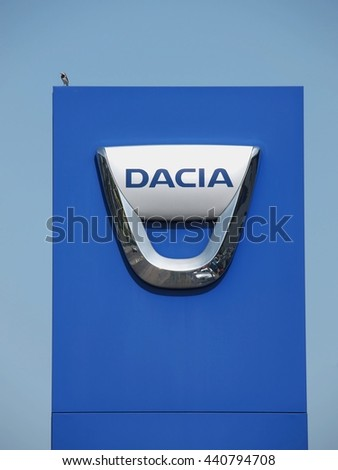 Dacia Car Stock Images Royalty Free Images Vectors Shutterstock