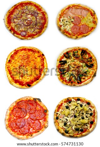 PIZZA food salame 4 stagioni capriciosa tablou wallpaers italian