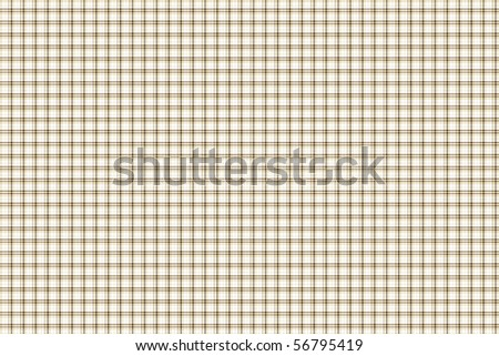 Plaid gingham background - tablecloth texture - stock photo