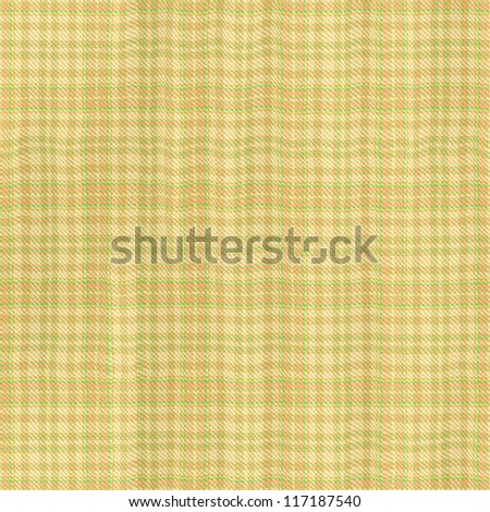 plaid seamless texture - stock photo