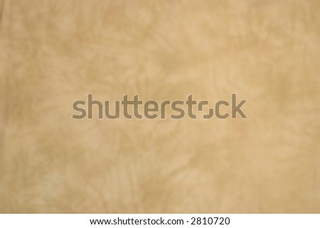 Plain tan background - stock photo