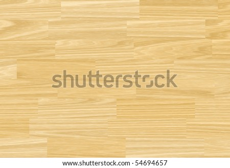 Plain wooden parquet floor background texture. - stock photo