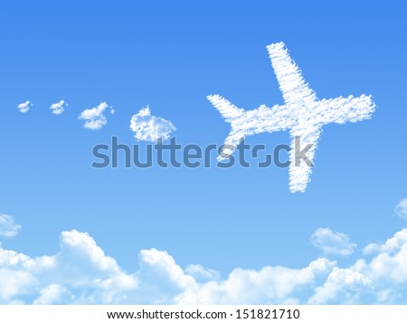 Image result for plane cloud