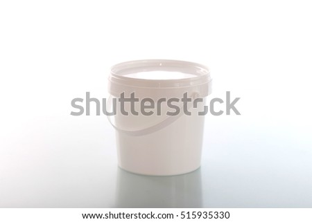 plastic containers for medicines, disposable environmentally friendly