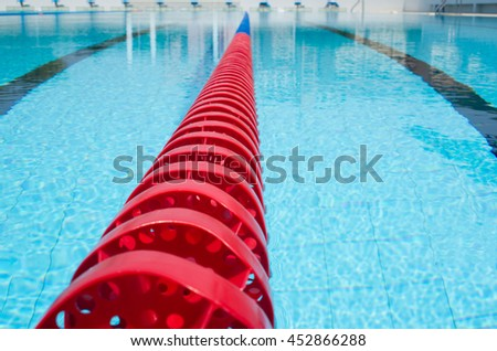 Lane Ropes Stock Photos Royalty Free Images Vectors Shutterstock
