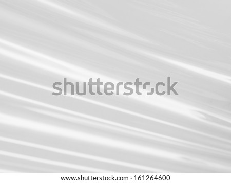 Plastic wrap - stock photo