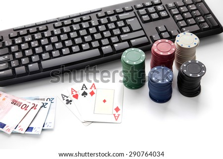 Play poker on line