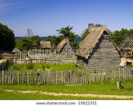 Plimoth Plantation, Massachusetts, USA