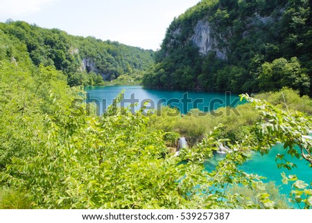 Plitvice, National Park, Croatia