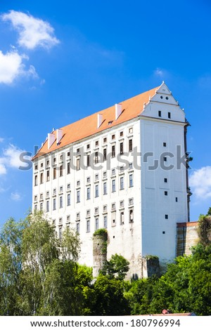 Plumlov Palace, Czech Republic