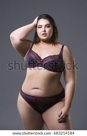 Chubby girls models