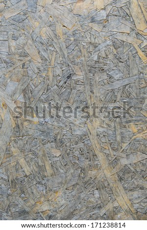 plywood as background - stock photo