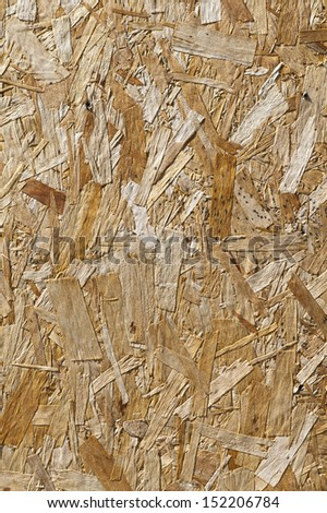 plywood brown wooden texture background close up - stock photo