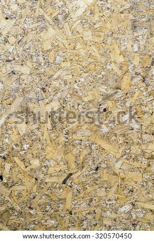 Plywood texture background - stock photo