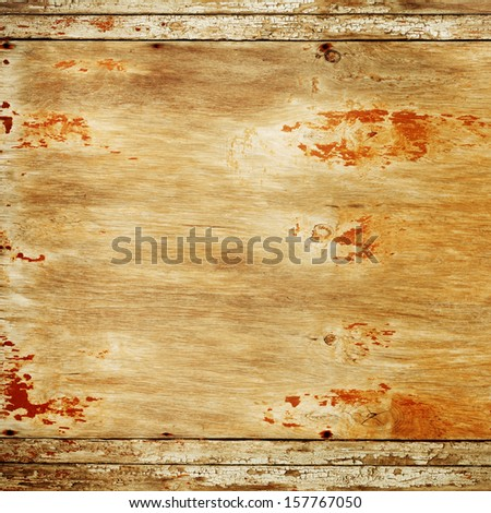 Plywood texture, great for grunge design or background - stock photo
